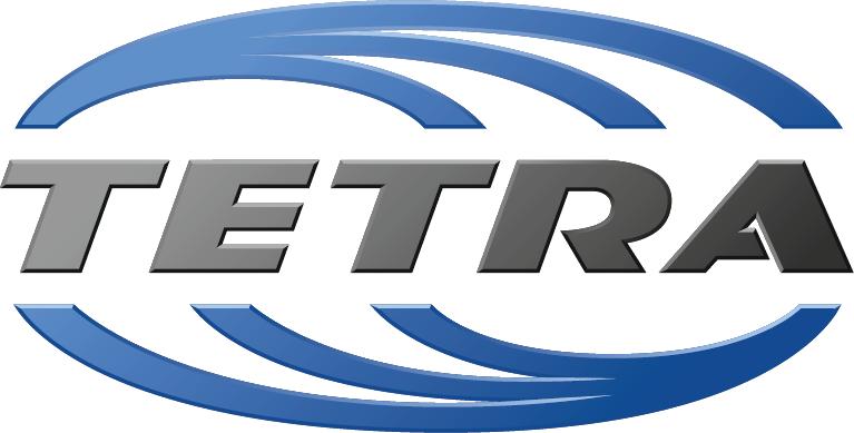 Tetra Digital Radio Logo