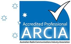 ARCIA Accredited Professional Logo