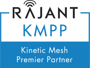 Rajant Kinetic Mesh Premier Partner Logo